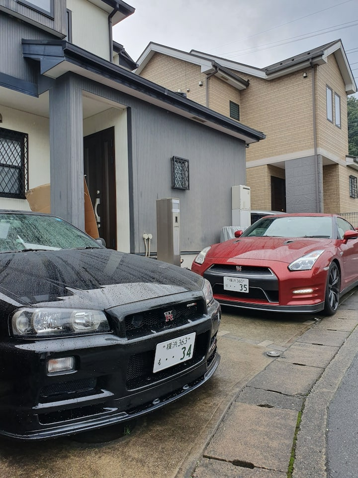 My previous R34