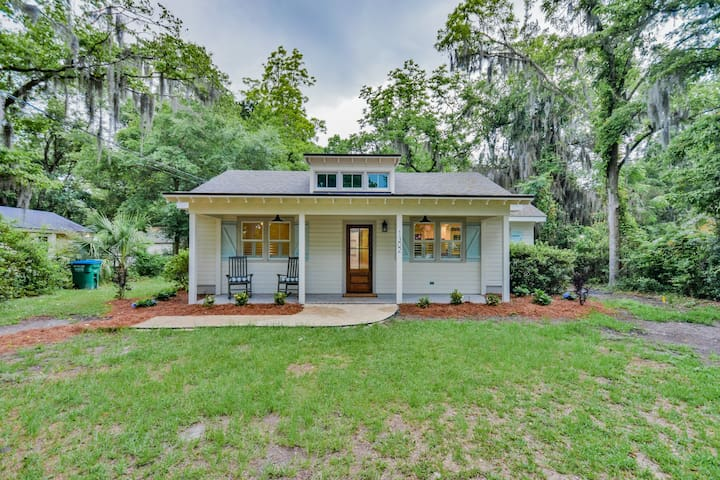 Cozy Cottage close to downtown Beaufort