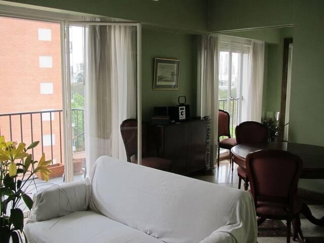 Habitación privada con baño en Palermo