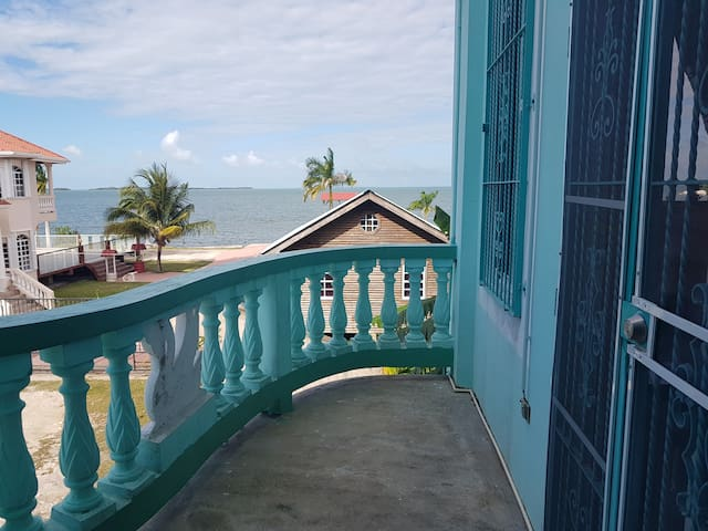 See Belize TRANQUIL Seaview Room 5 ML From AIRPORT