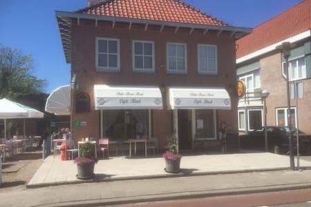 BBB bike,beer en bed near Amsterdam - Landsmeer - Inap sarapan
