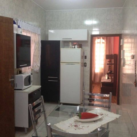 CASA PARA FINAL DE SEMANA EM APARECIDA DO NORTE. - Aparecida - House