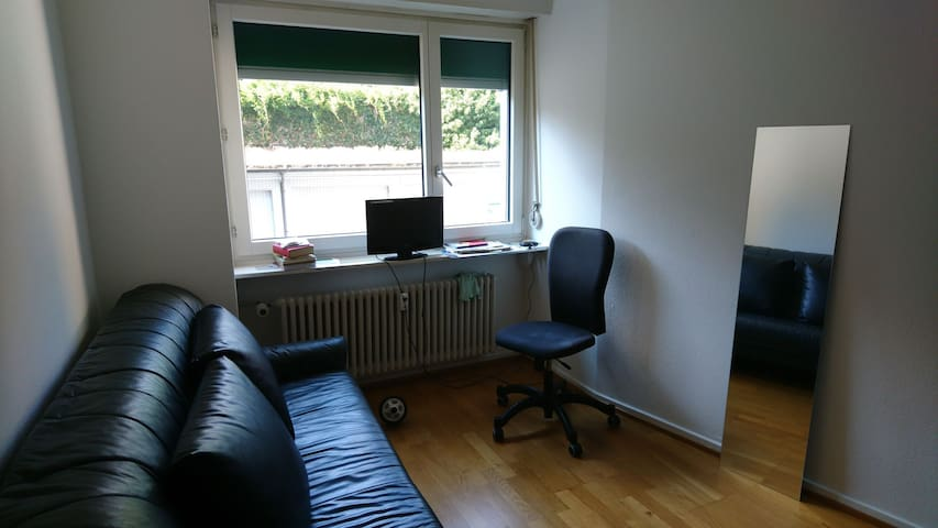 Studio apartment at Basel city center