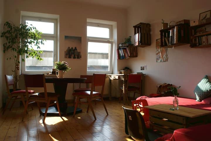 Tolle Altbau Wohnung in Plagwitz