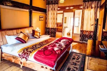 藏式温馨大床房 - House