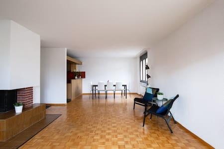 *FAMILY PRICES* / *19 MINUTES FROM ZURICH* / 15MINUTES FROM AIRPORT / COSY SWISSNESS APARTMENT /APT4