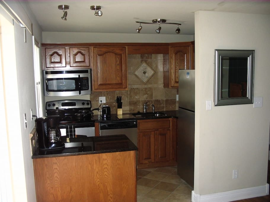 Beautiful Fully Equipped Kitchens