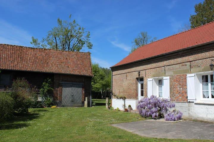 Le Clos d'Estrées - a peaceful cottage  bolthole