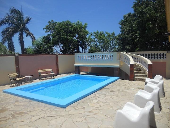 Casa  en la playa cerca de la Habana.
