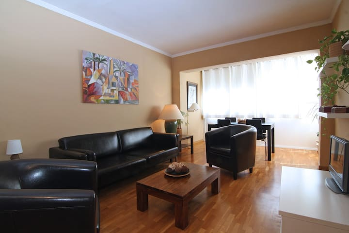 Ideal apartment for families. With gorgeous views