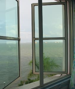 Seaview Double Room - Guesthouse