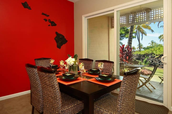 Waikoloa Colony Villas 2204 - SPECIAL - 7TH NIGHT FREE FOR APRIL!!!