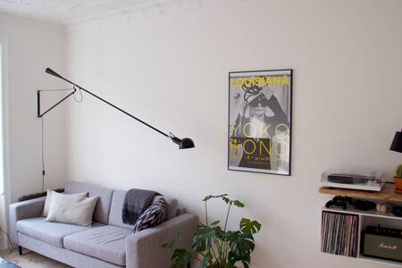 Modern & charming apartment in beautiful Vesterbro