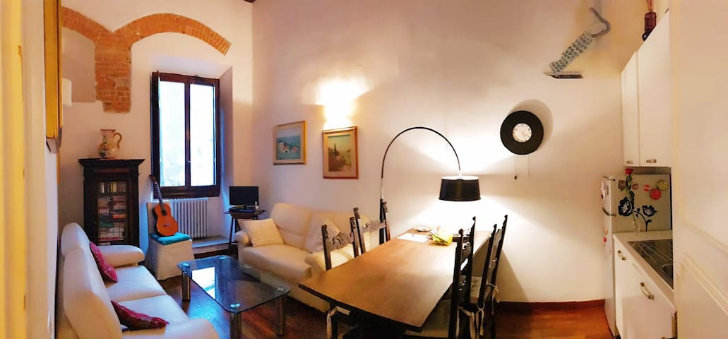 Tuscany Stile house in the heart of Florence
