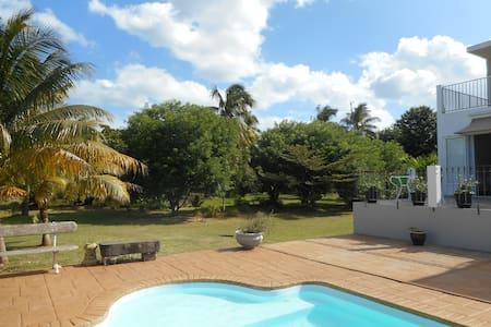 TILAPIA Garden Apartment
