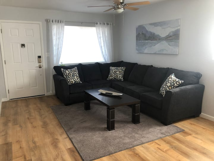 2bed, 1 bath newly renovated
