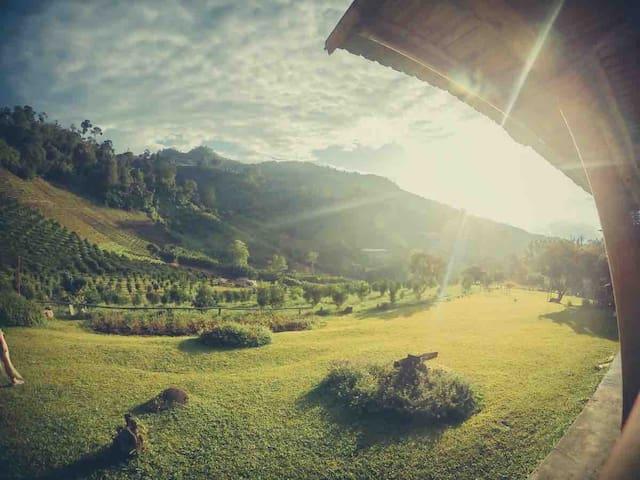 Homestays/ Mountain/ Breakfast/ Nature place