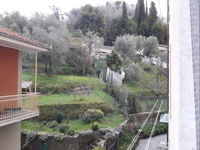 Casa liguria, la douceur italienne - San Salvatore - Appartement