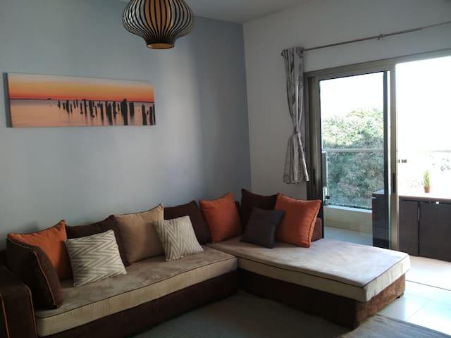 Appartement moderne dans un quartier residentiel