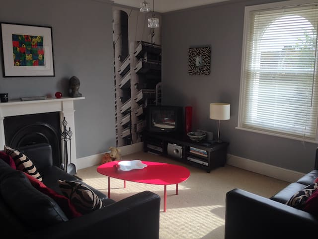 Cosy & Stylish Central Apartment - Brighton - Daire