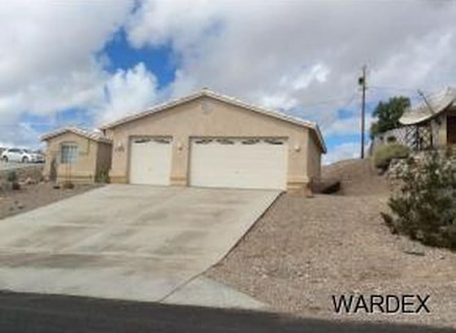 HAVASU LAKE HOUSE - Lake Havasu City - Talo