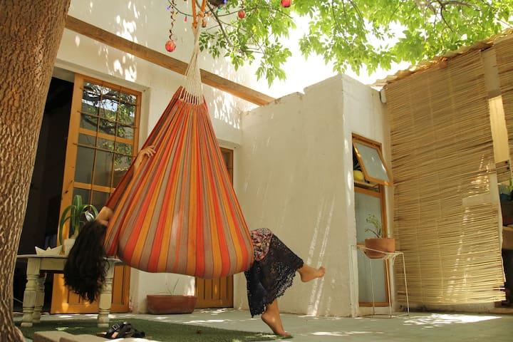 Marte  Room de la Casa Zen. Centro Histórico. Yoga