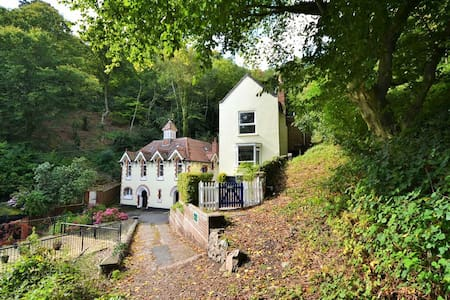 Rural Holiday Cottage in the Scenic Malvern Hills. - Worcestershire - House