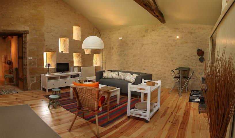location indépendante dans propriété - Meilhan-sur-Garonne - Casa