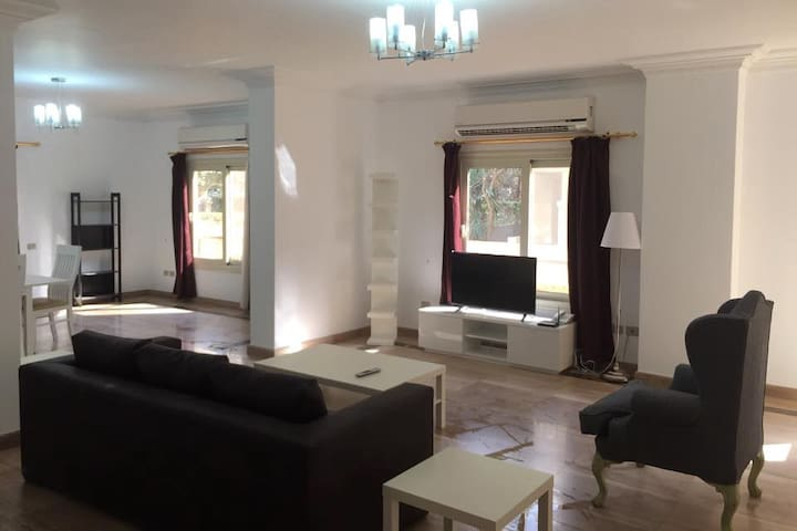 4 Bedroom Duplex with private pool and garden - Maadi - House