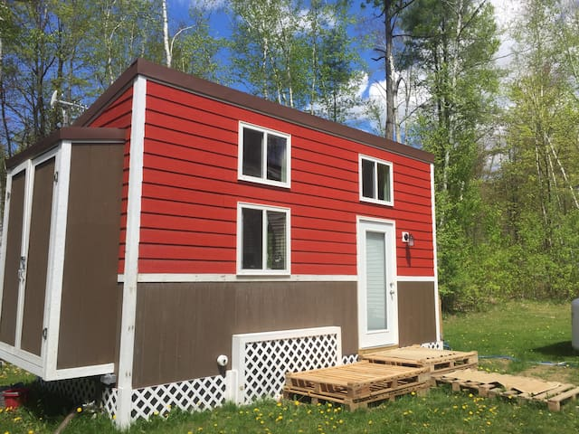 A Beautiful Custom Tiny House in Bristol VT