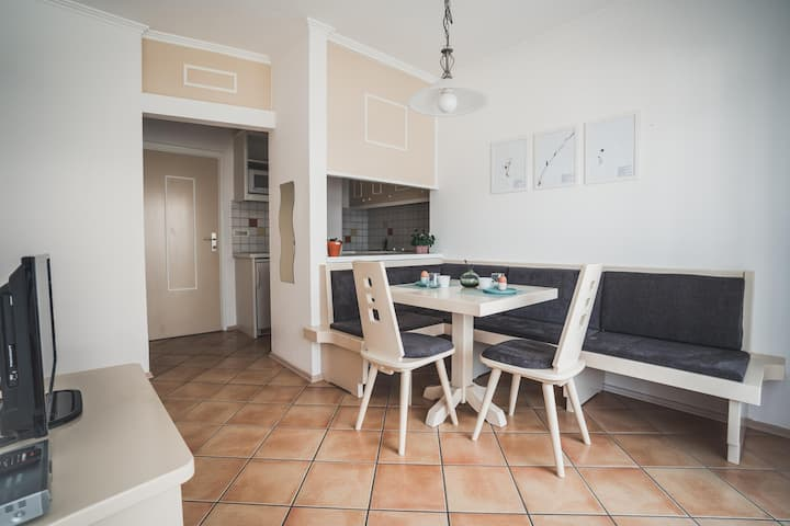 WANDA Apartment 1 with Wi-Fi, Balcony & Community Pool; Parking Available