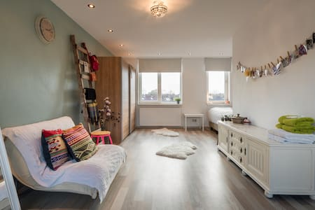The Loft! Sunny and Spacious! - Diemen - Loft