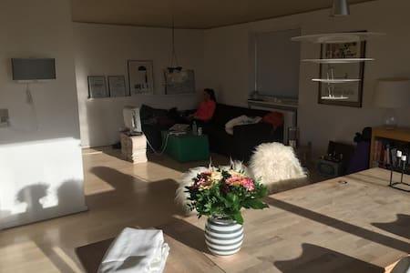 Hyggeligt, stort hus - Randers - Casa