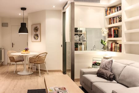 Loft de capricho en pleno centro. Parking incluido