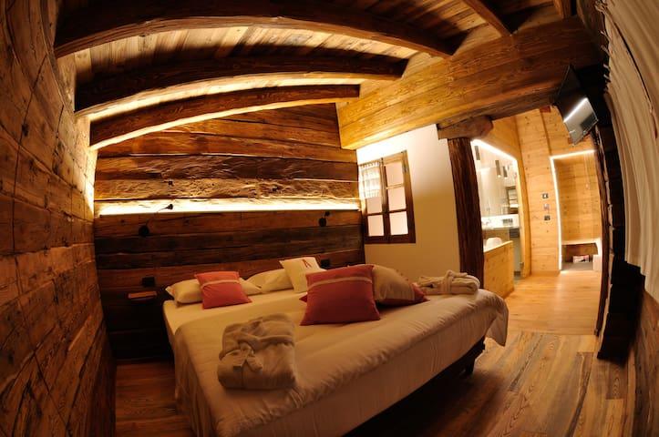 Rascard suite mini Spa by Maison Bionaz
