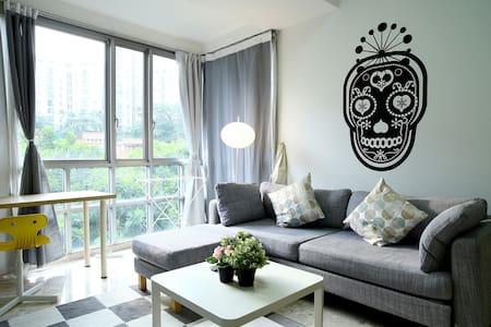 NEXT Clarke Quay RV04-0: WIFI,BATH,AIRCON,POOL,GYM - Singapore - Apartment