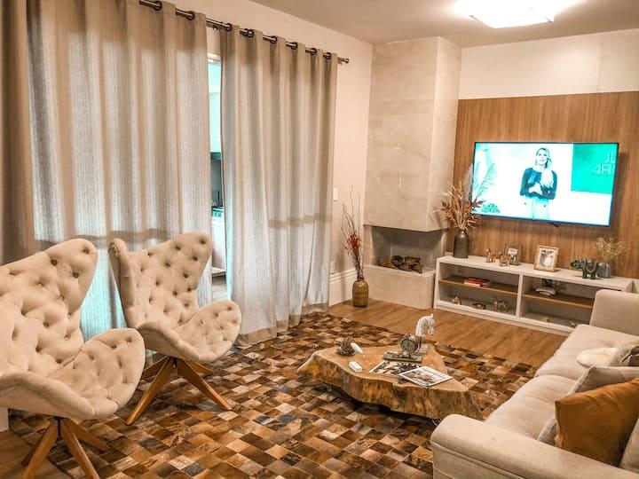 Apartamento de alto padrão  CAPIVARI