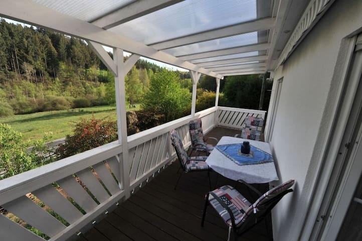 Komfortables Ferienhaus im Pfälzer Wald