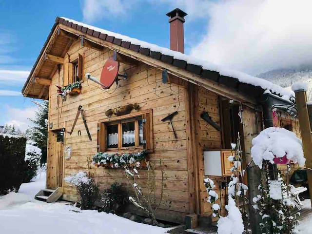 Cosy chalet 3 bedrooms near Samoëns