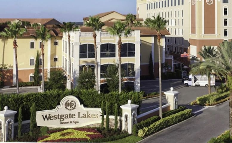 Orlando, FL - Westgate Lakes Resort and Spa