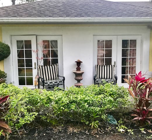 2 Room Suite W/ Private Entrance - Loxahatchee - Penzion (B&B)