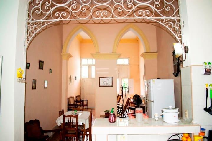 Casa Hospedaje Encanto, confort and trips Sierra M