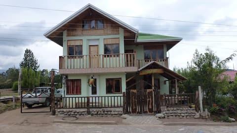Casa de campo Llankay cerca de Cayambe