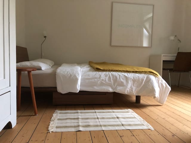 Zimmer mit Aussicht