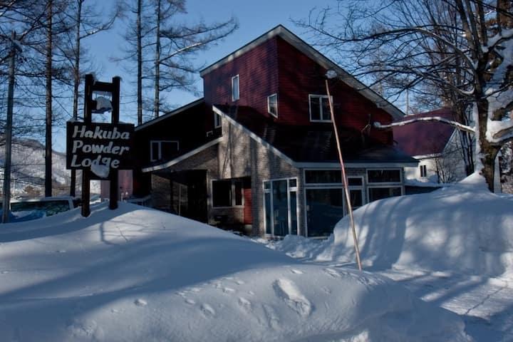 Hakuba Powder Lodge Quad Room C