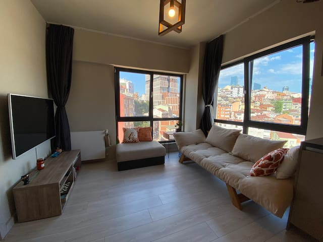 COZY AND MODERN APARTMENT / RESIDENCE AT LEVENT