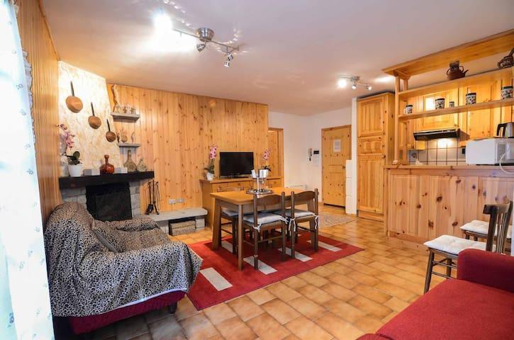 CAMPODOLCINO - mountain apartment