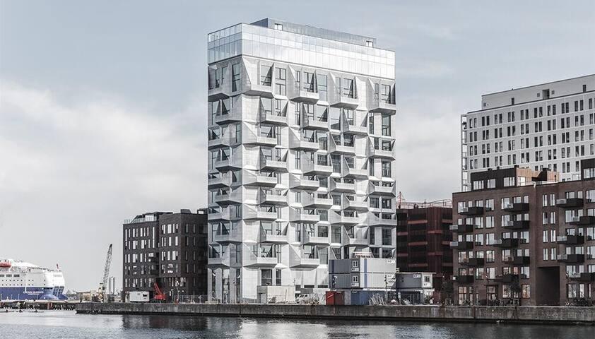 THE SILO, Unique luxury duplex apartment sea view!