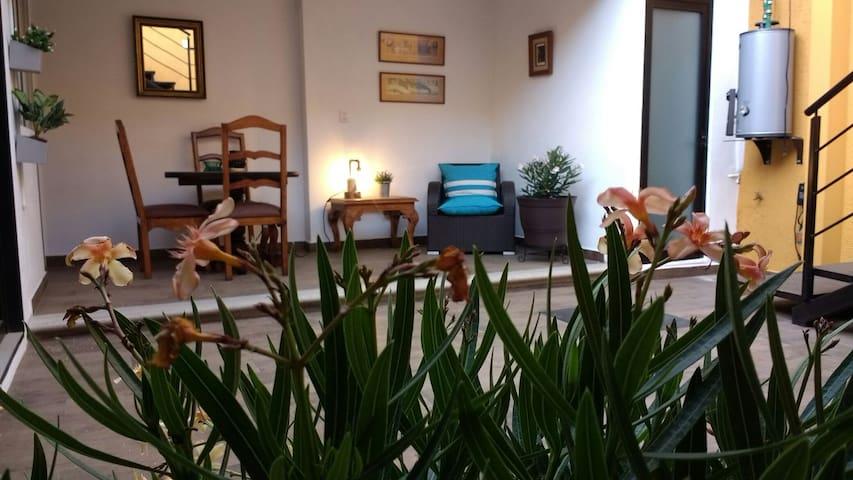 Hermoso y confortable departamento - Oaxaca - Appartement