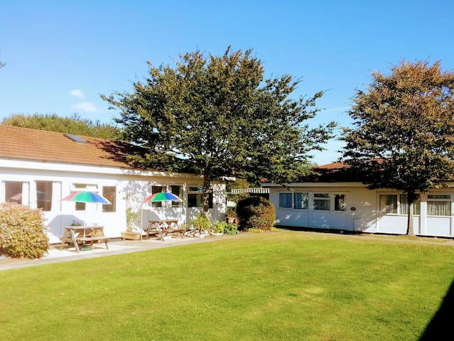 The Cove Chalet - Dawlish